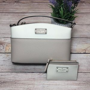 Kate Spade Millie Purse and Grove Street Wallet